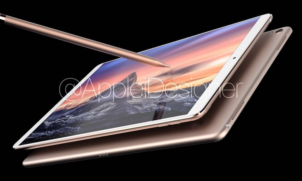 Will the Apple Pencil 2 Feature New Gesture Controls and a Special Button?