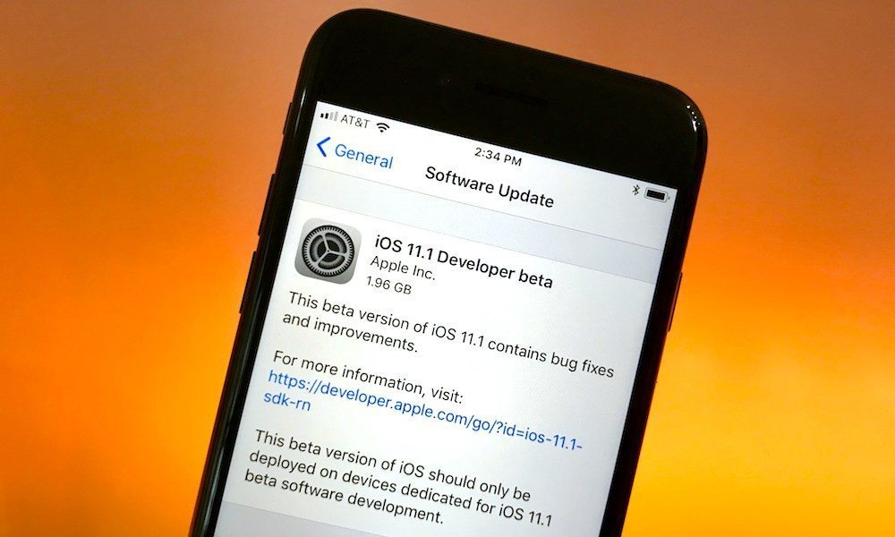 How to Download and Install iOS 11.1 Public Beta