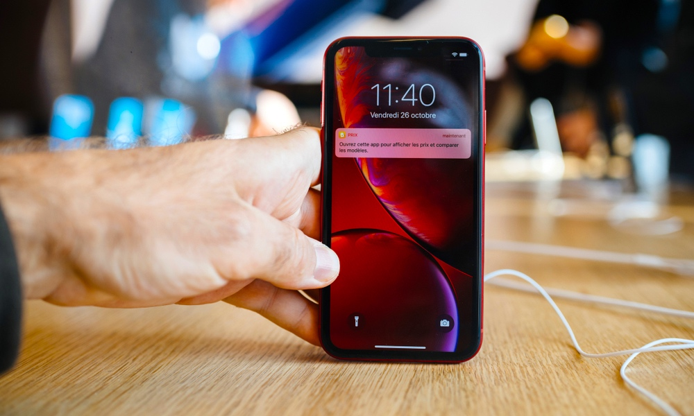 Apple's iPhone XR Is Much Slower Than the iPhone XS in This Key Area