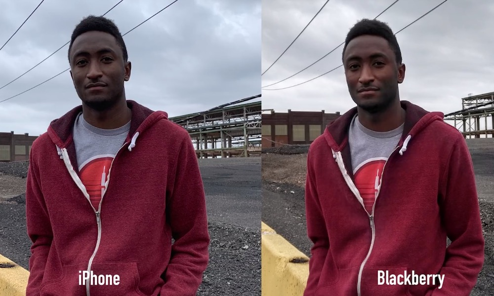 Did BlackBerry's KEY2 Beat the iPhone XS in a 16-Way Blind Camera Comparison?