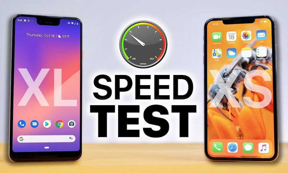 iPhone XS Max Destroys Google Pixel 3 XL in a Range of New Speed Tests