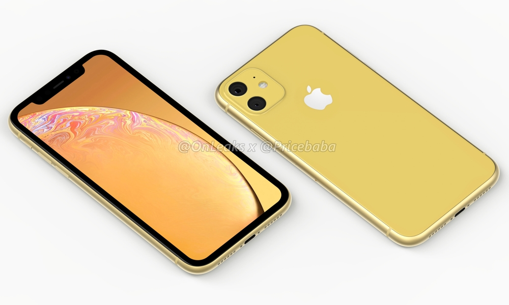 2019 iPhone XR May Also Get 'Ugly' Square Camera Bump