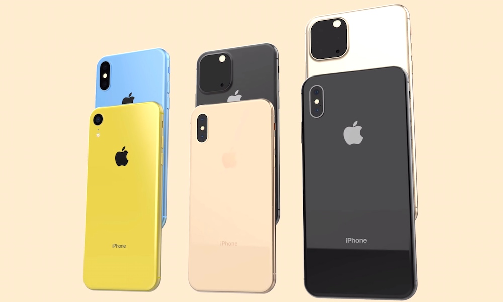 New iPhones Will Gain Boosted 12MP Front Cameras, Special Black Lens Coating and More
