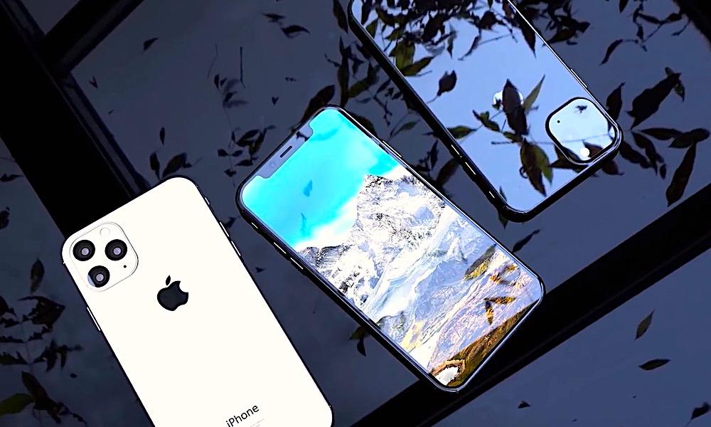 11 New iPhone Models Appear in Eurasian Database