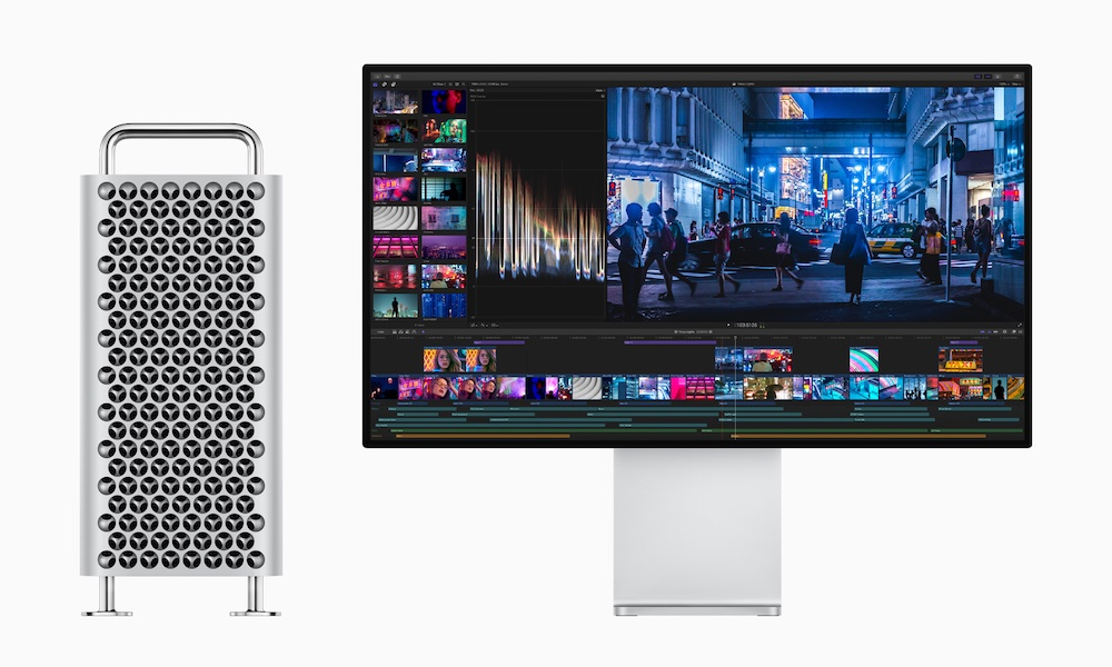 Apple Unveils Insanely Powerful Mac Pro Alongside New Pro Display XDR