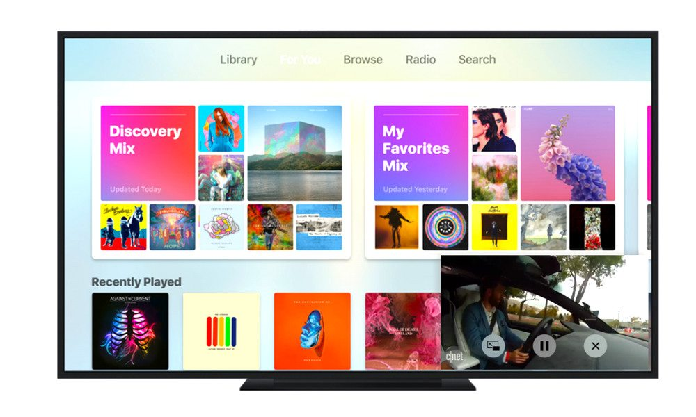Rumor Claims tvOS 11 to Add Picture-in-Picture, Multi-User Support