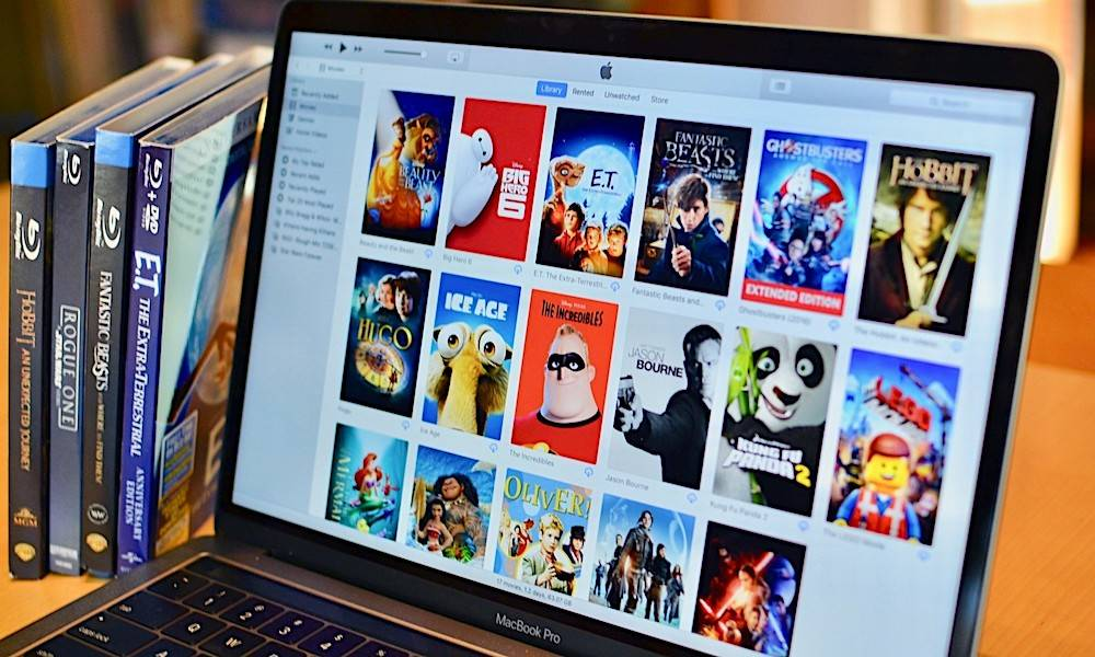 Apple Launches Massive iTunes Movie Sale, Titles Start at Only $4.99