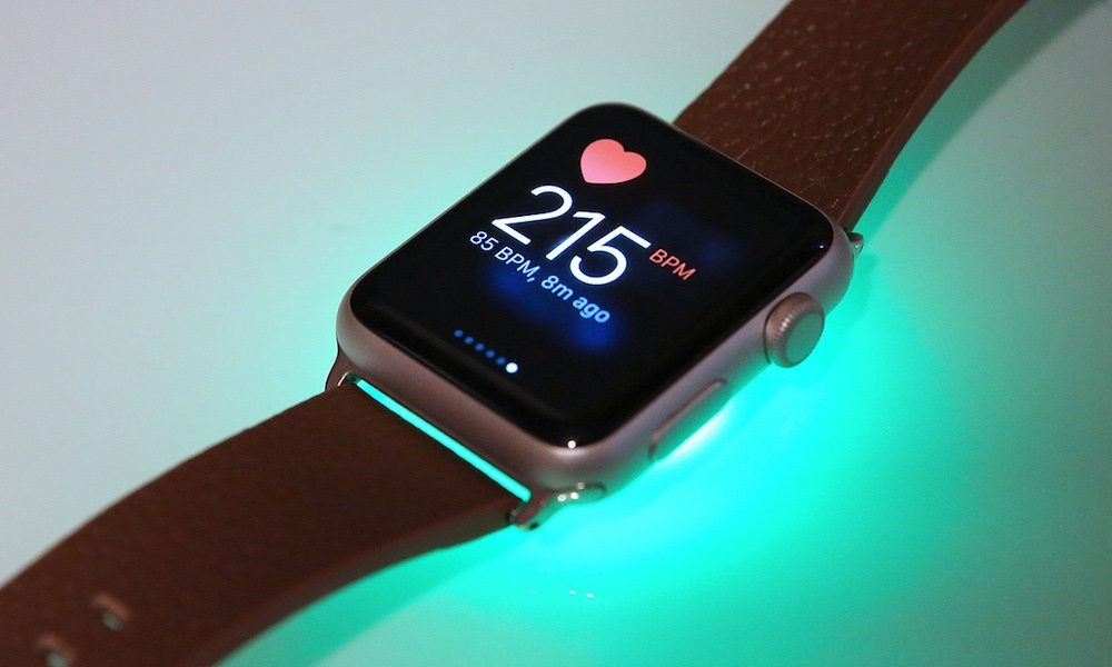 Apple Watch 'PTT' Would Enable Quick Blood Pressure Readings