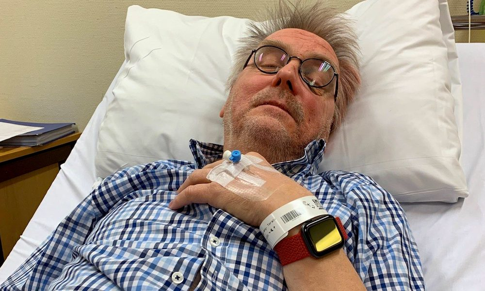 67-Year-Old Norwegian Man's Life Saved By an Apple Watch Series 4