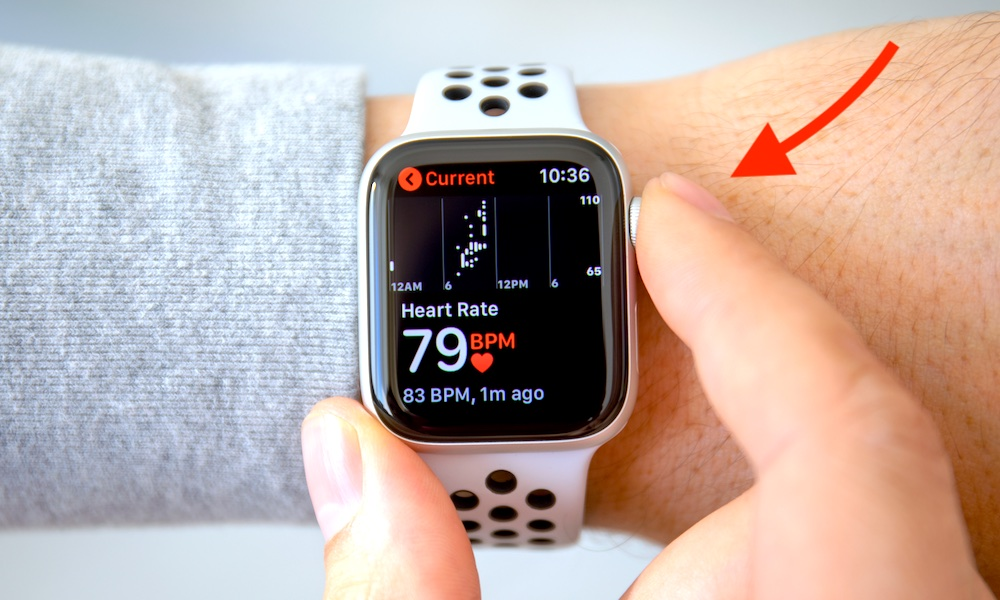 This Apple Watch S4 Trick Allows Faster, More Accurate Heart Rate Readings