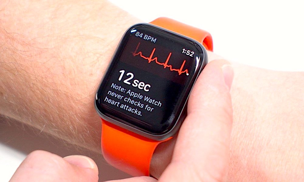 How To Take Apple Watch Ecg