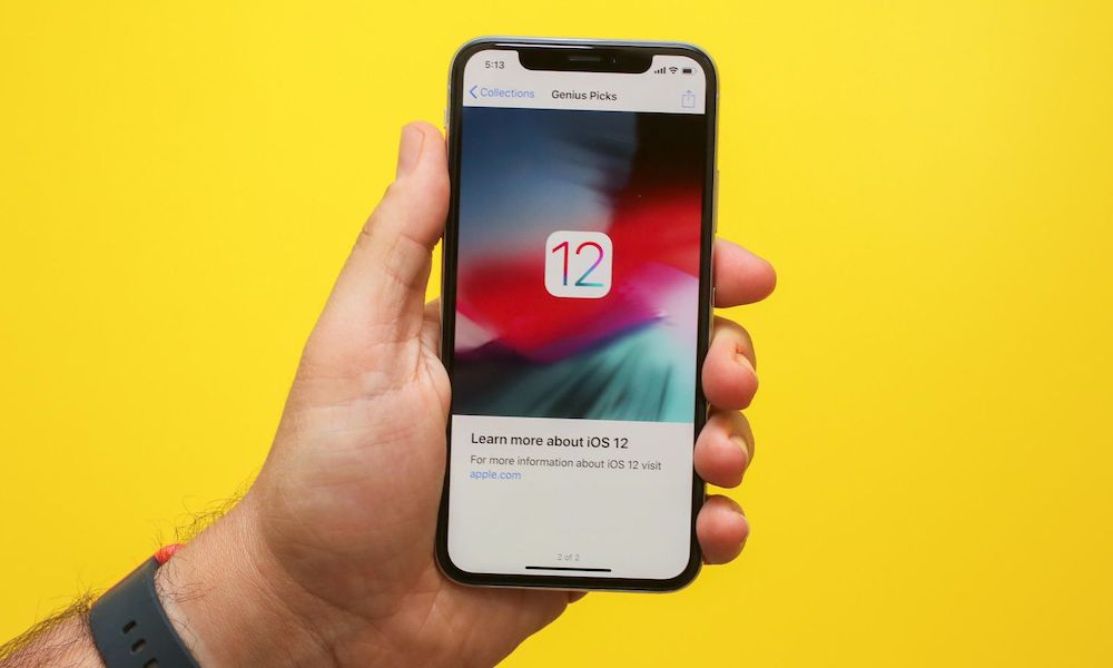 Apple Officially Releases iOS 12.2 Beta 3 to Public Software Testers