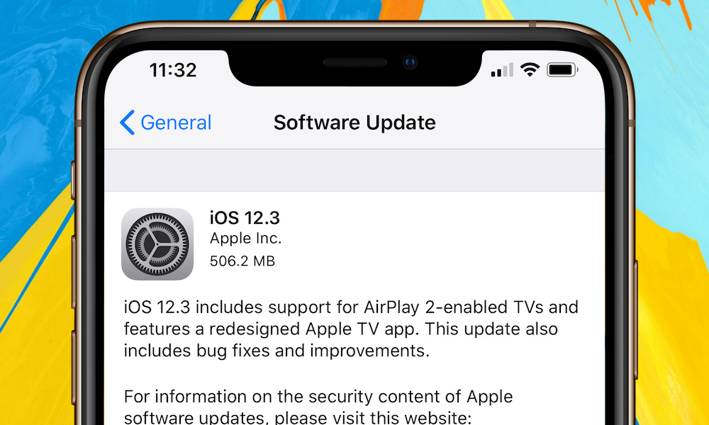 Apple Officially Releases iOS 12.3 with New TV App, Channels and More