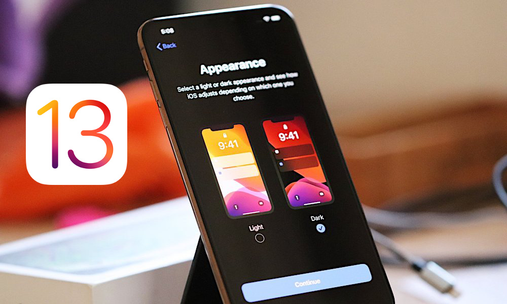 Here's How to Get iOS 13 Right Now