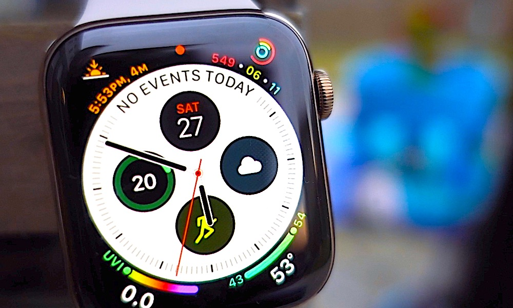 Apple's Fixing One of the Apple Watch's Most Annoying Limitations