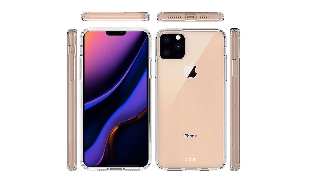 iPhone XI with Updated Mute Switch, Lightning Port and More Shown in New Case Renders