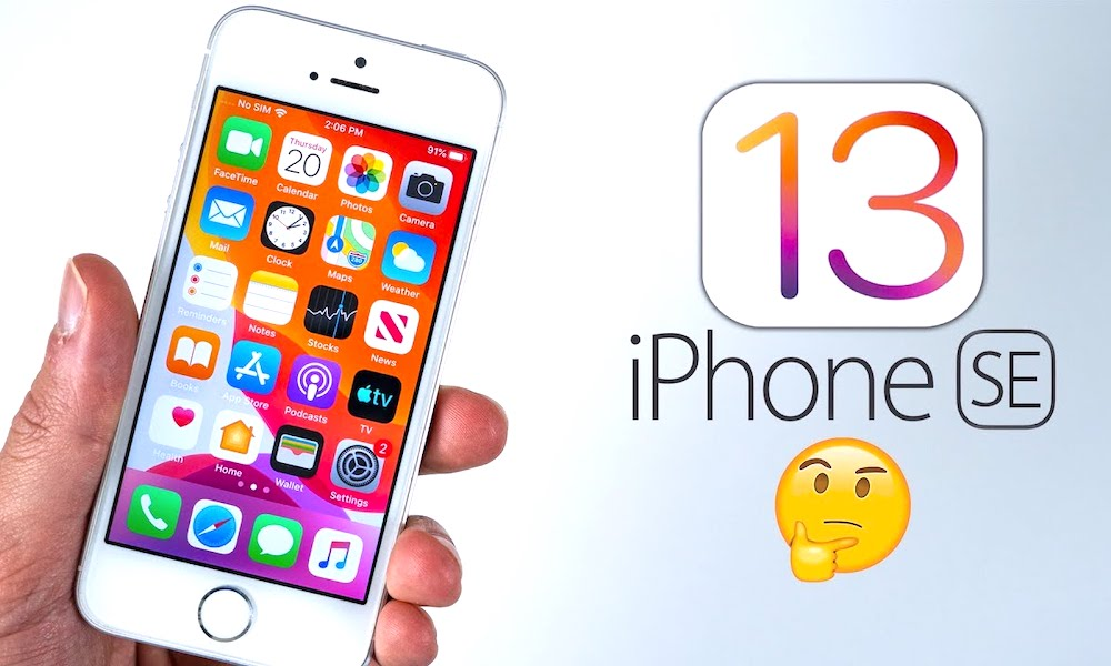 iOS 13 on the iPhone SE: Is It Worth It?