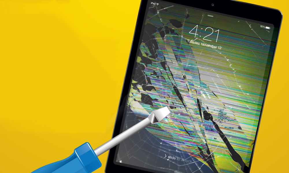 The Fives Stages of a Cracked iPad Screen (And What to Do About It)