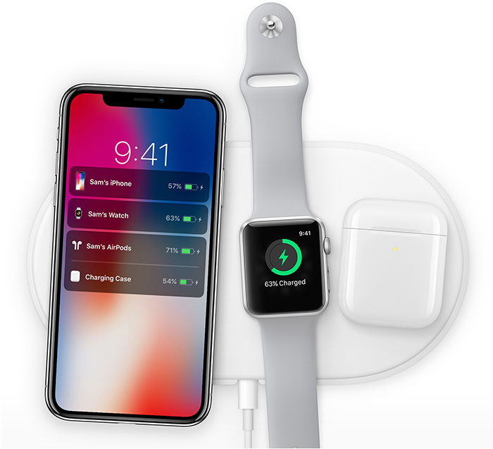 Apple Iphone X Apple Watch Airpods