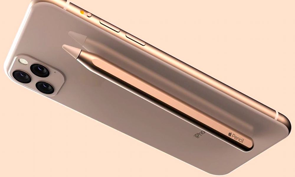 Is Apple Going to Launch an 'Apple Pencil mini' for the iPhone 11?