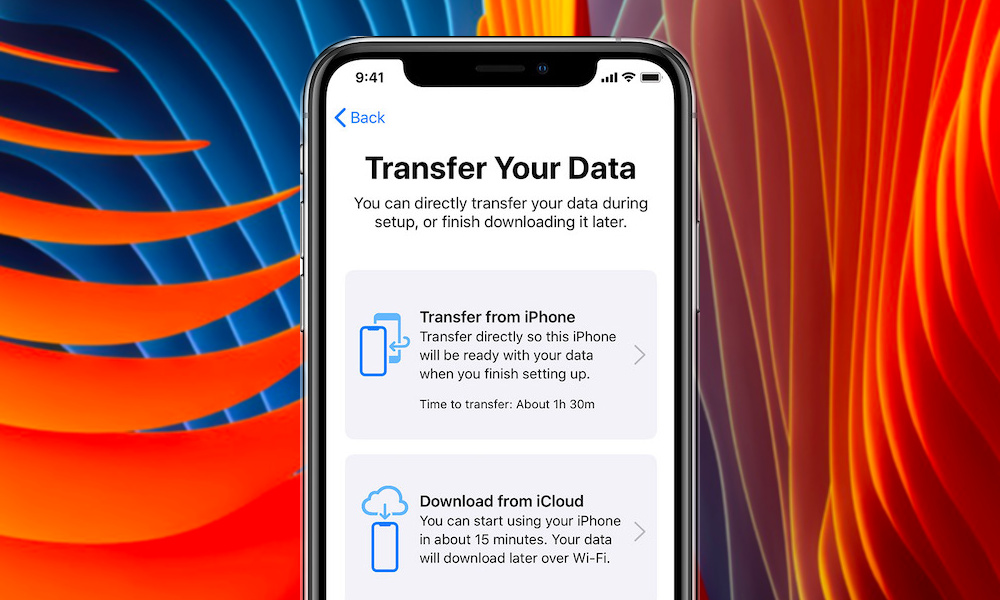 How to Use iOS 12.4's New Wireless (and Wired) Data Migration Feature