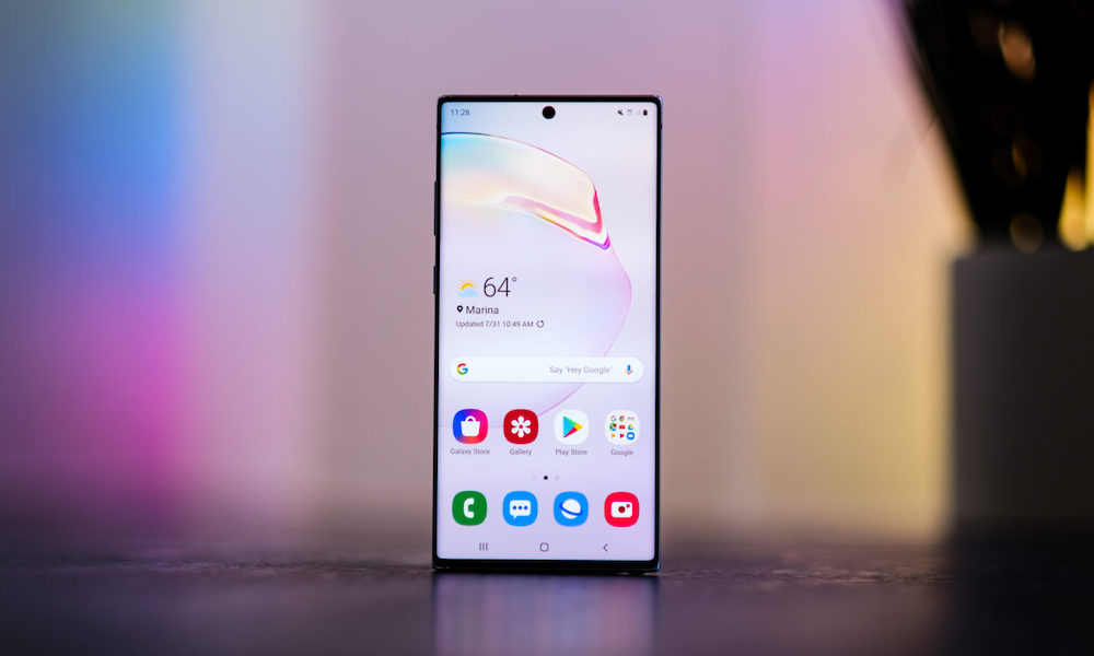 The iPhone 11 Might Use the Same Stunning Display as the Samsung Galaxy Note 10