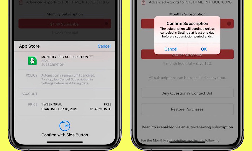 Apple Adds New Step to Curb Scammy and Accidental In-App Purchases