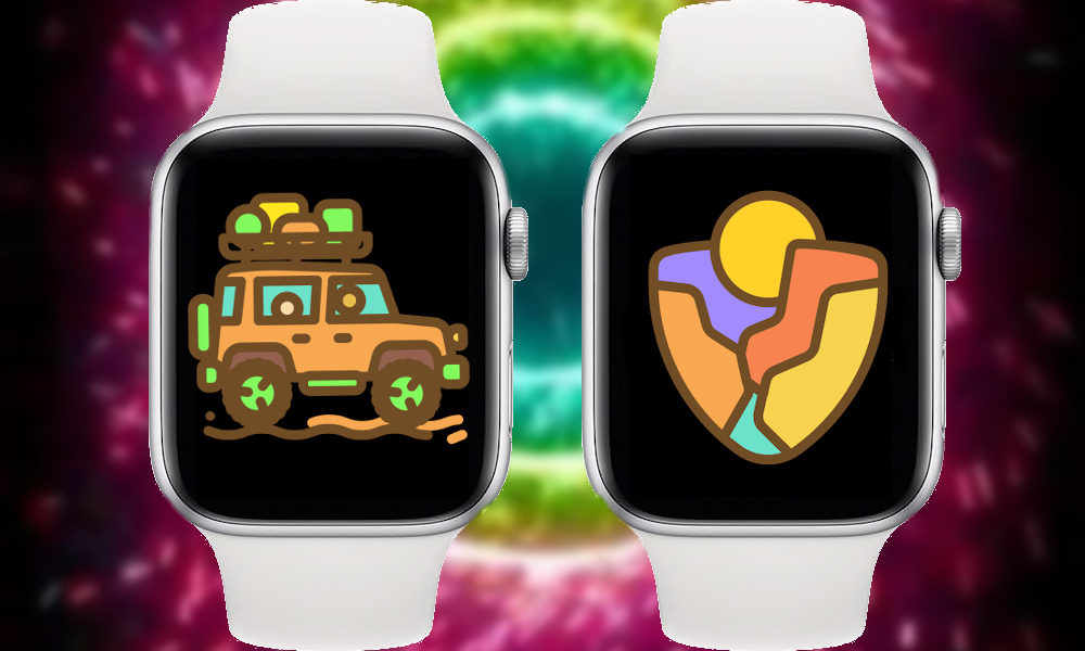 Earn These Unique Badges in New Apple Watch Activity Challenge on August 25