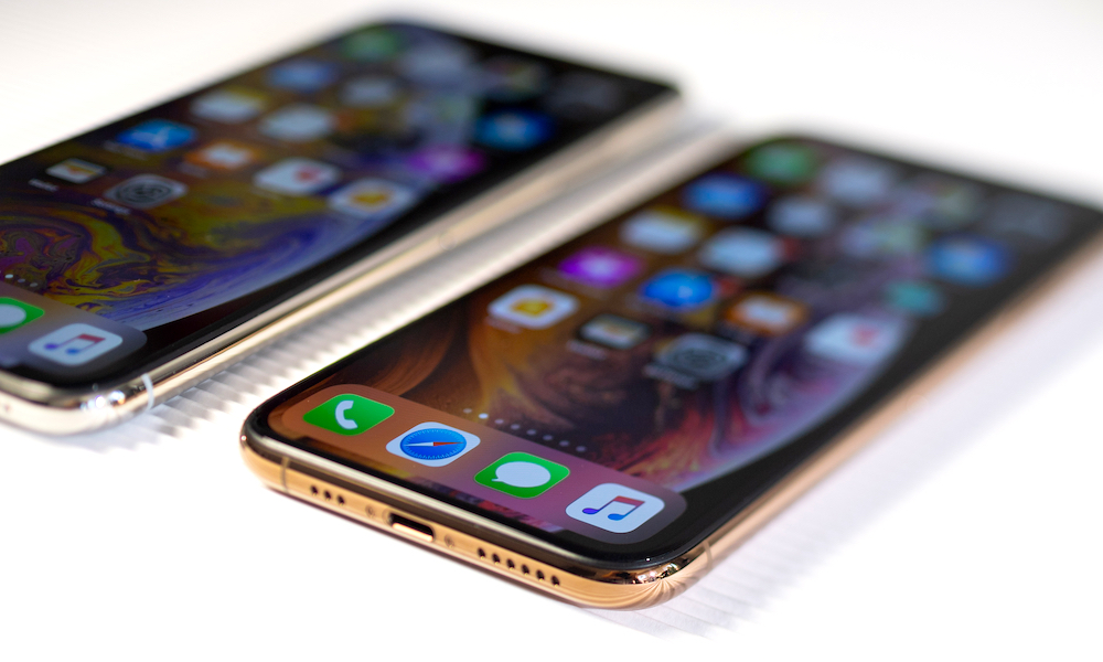 iOS 13.1 May Throttle iPhone XS, XS Max and XR Performance