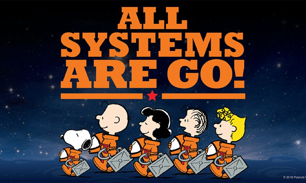 Apple TV+ Original Content Debuts Early With 'Peanuts in Space' Coming in May