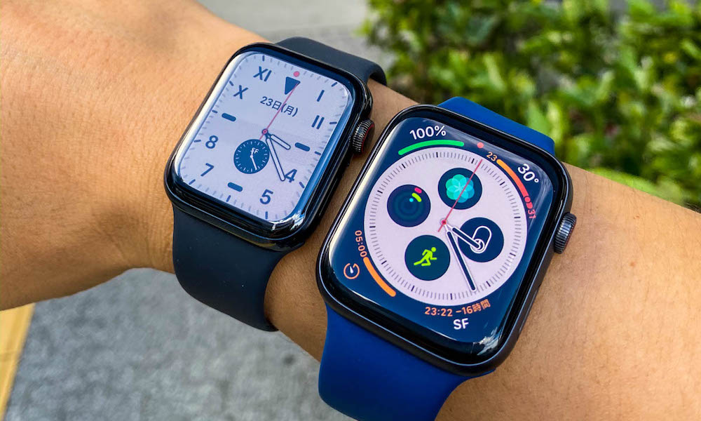 Apple Watch Series 5 Packs a (Slightly) Larger Battery Than the Series 4