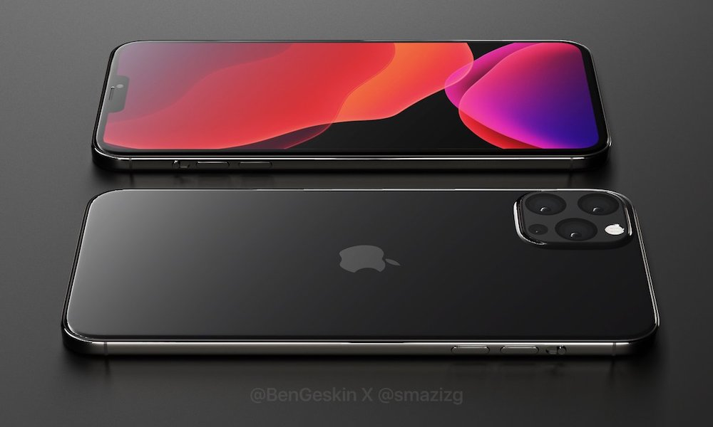 2020 iPhone May Be a Throwback to the iPhone 4 Design