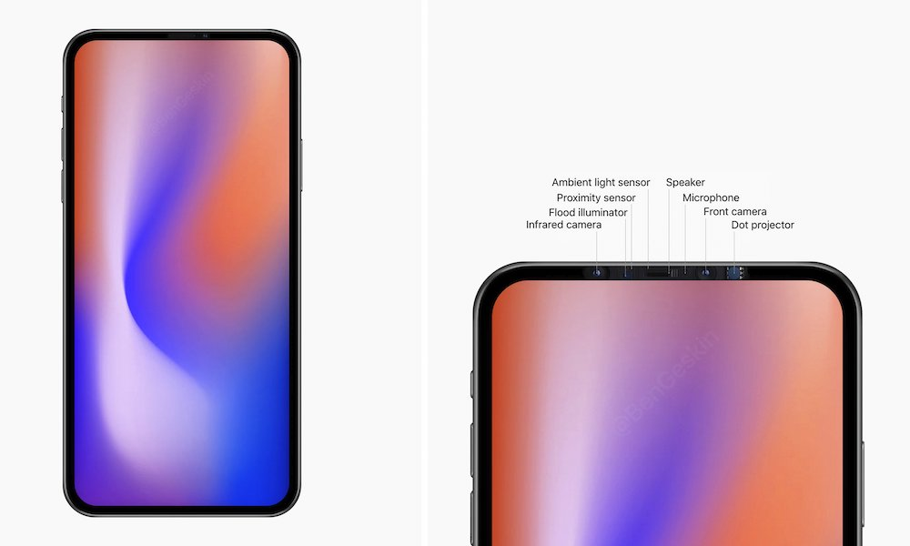 Apple's Prototyping a Redesigned, 6.7″ Notch-less iPhone for 2020