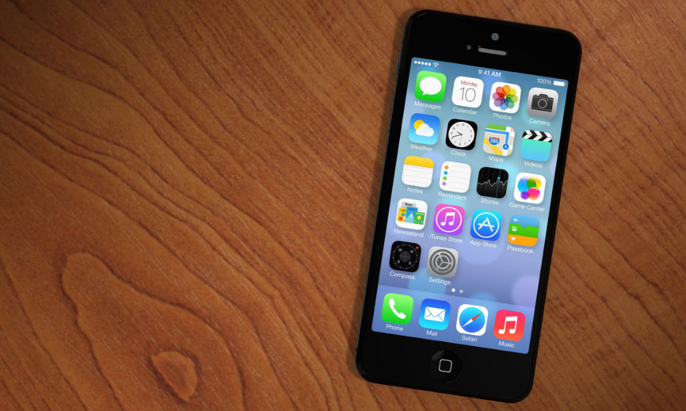 If You're Still Using an iPhone 5, Make Sure to Install This Important Update