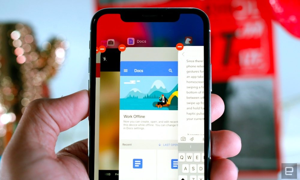 iOS 13.2 Might Have Broken App Multitasking