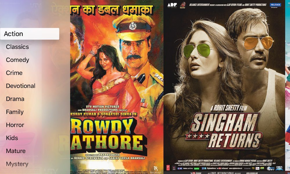 Apple Rumored to Acquire $1 Billion 'Bollywood' Content Empire