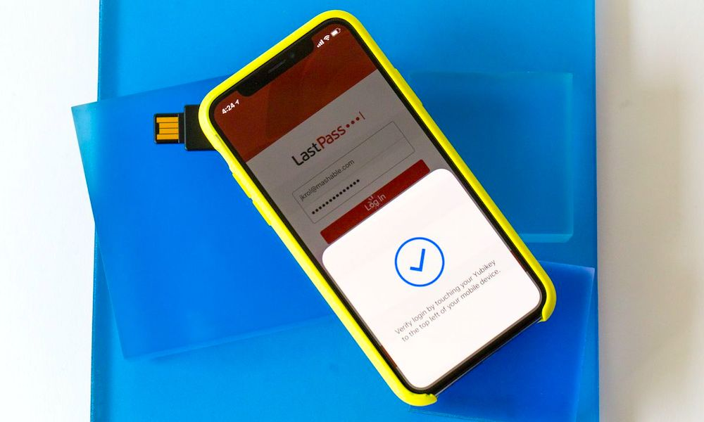 iOS 13.3's New Security Key Feature Is One You Should Take Advantage of