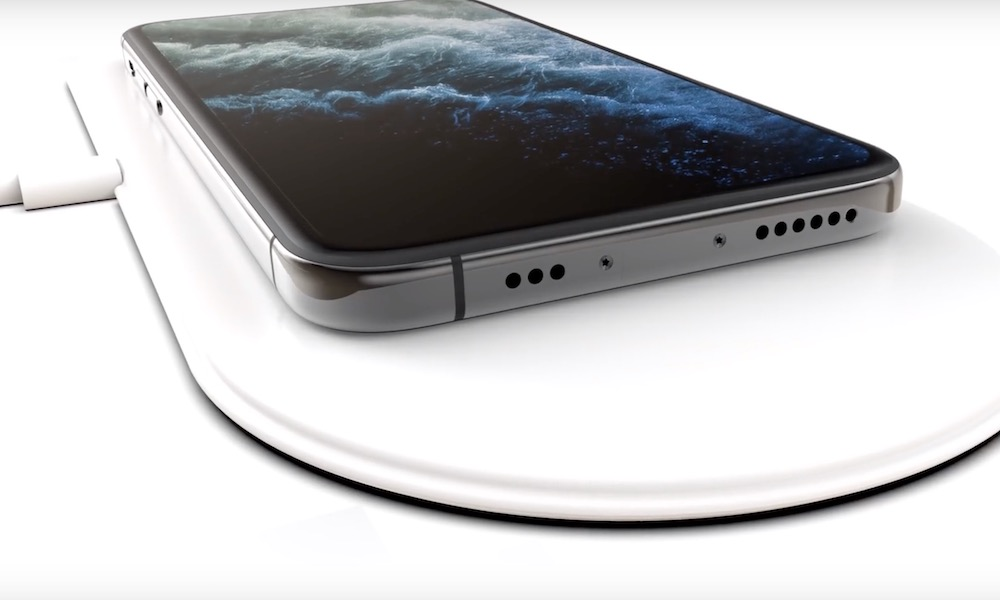 Forget About USB-C, Apple May Ditch the Lightning Port Entirely by 2021