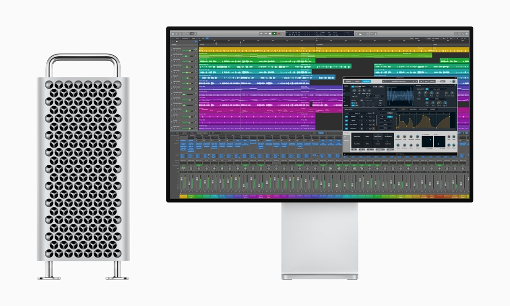 Apple's Ultimate Mac Pro Is Here, and with $400 Wheels It's Priced for Serious Pros