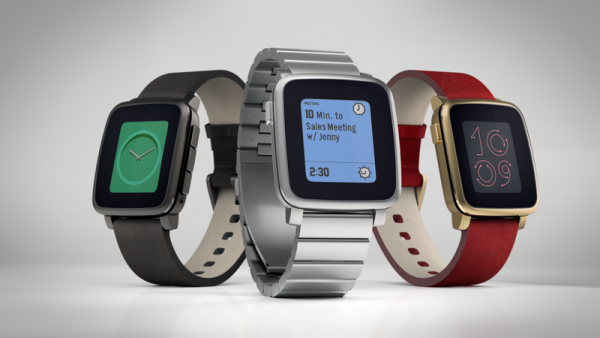 Pebble Time Steel production kicks off this week with shipments beginning later in July