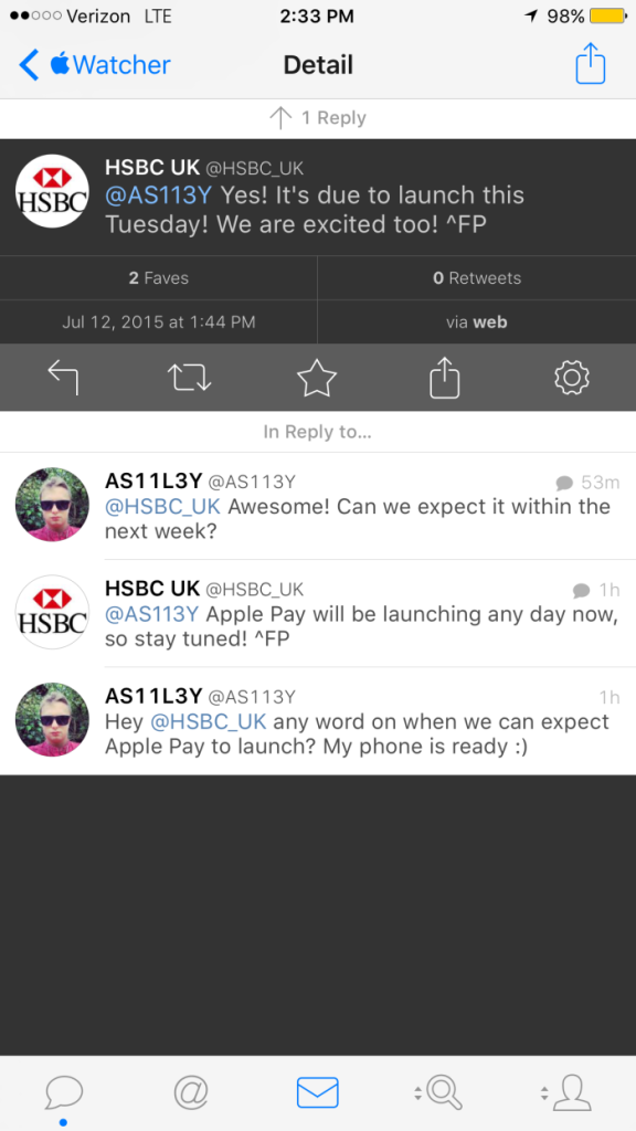 Apple Pay UK launch date revealed by HSBC