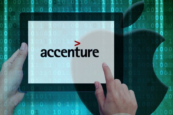 Apple and Accenture partner to boost iPhone, iPad use at work
