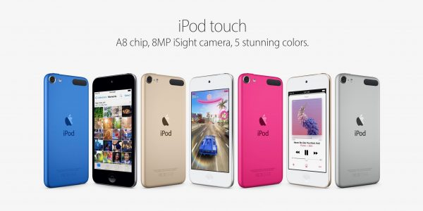 Report: Apple developing new iPod touch, 2019 iPhones could switch to USB-C
