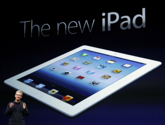 Apple projecting to launching 7-inch iPad in October