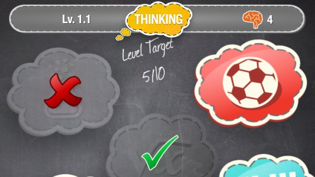 Test your knowledge of just about anything with Thinking