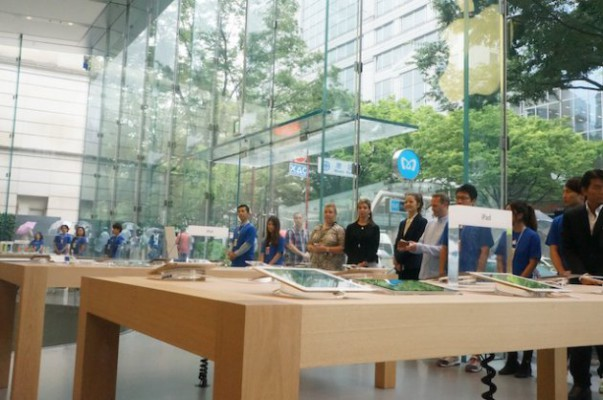 There's no point lining up for an Apple Watch