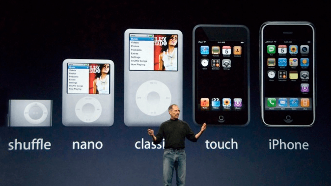 Apple waves goodbye to the iPod Shuffle and Nano