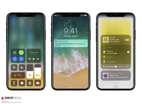 The iPhone 8 will kill the bezel for good. What happens next?