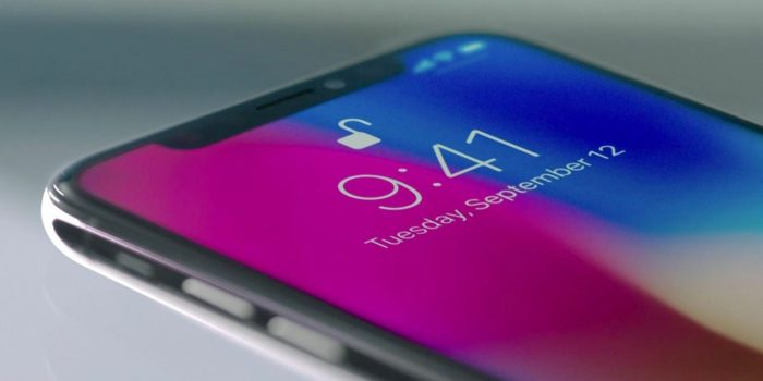 Samsung says it has seen 'slow demand' for the OLED panels it supplies for the iPhone X