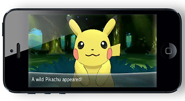 A real Pokemon game on iOS is not out of the question
